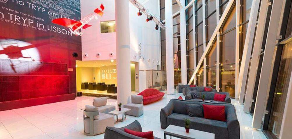 Tryp by Lisboa Aeroporto meeting rooms