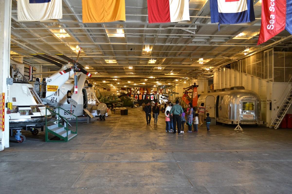 Meeting Rooms at USS Hornet Museum, USS Hornet Museum, West Hornet ...