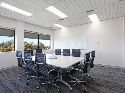 Meeting rooms at ultimate office solutions edgecliff for Ultimate office design