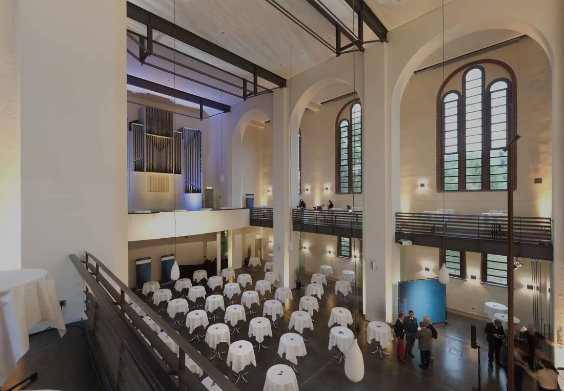 Umweltforum Auferstehungskirche meeting rooms