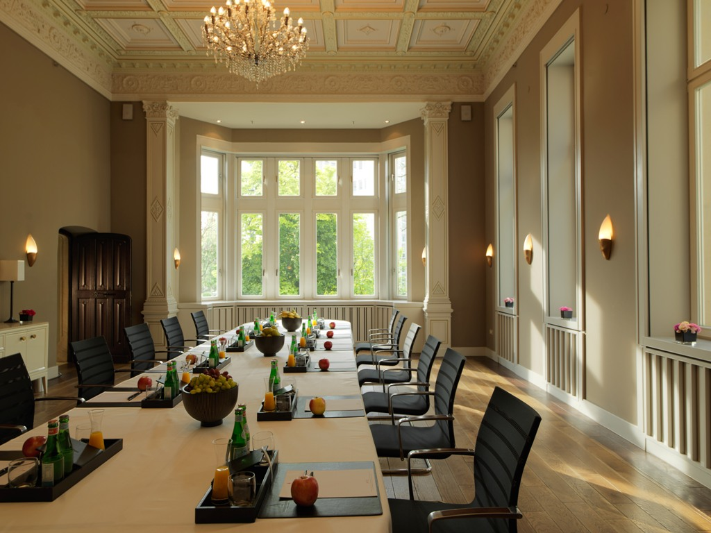 Meeting Rooms at Villa Kennedy, a Rocco Forte hotel, Villa Kennedy a Rocco Forte hotel, Kennedyallee 70, 60596, Frankfurt, Germany
