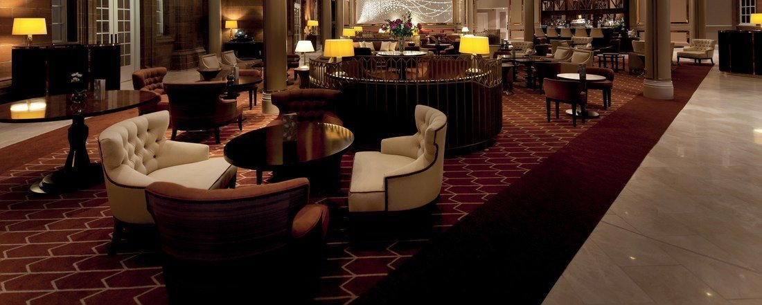 Waldorf Astoria Edinburgh - The Caledonian meeting rooms