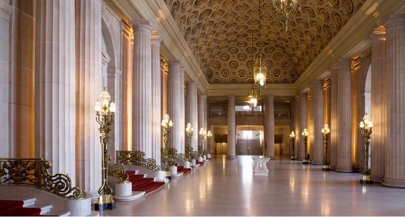 War Memorial Opera House meeting rooms