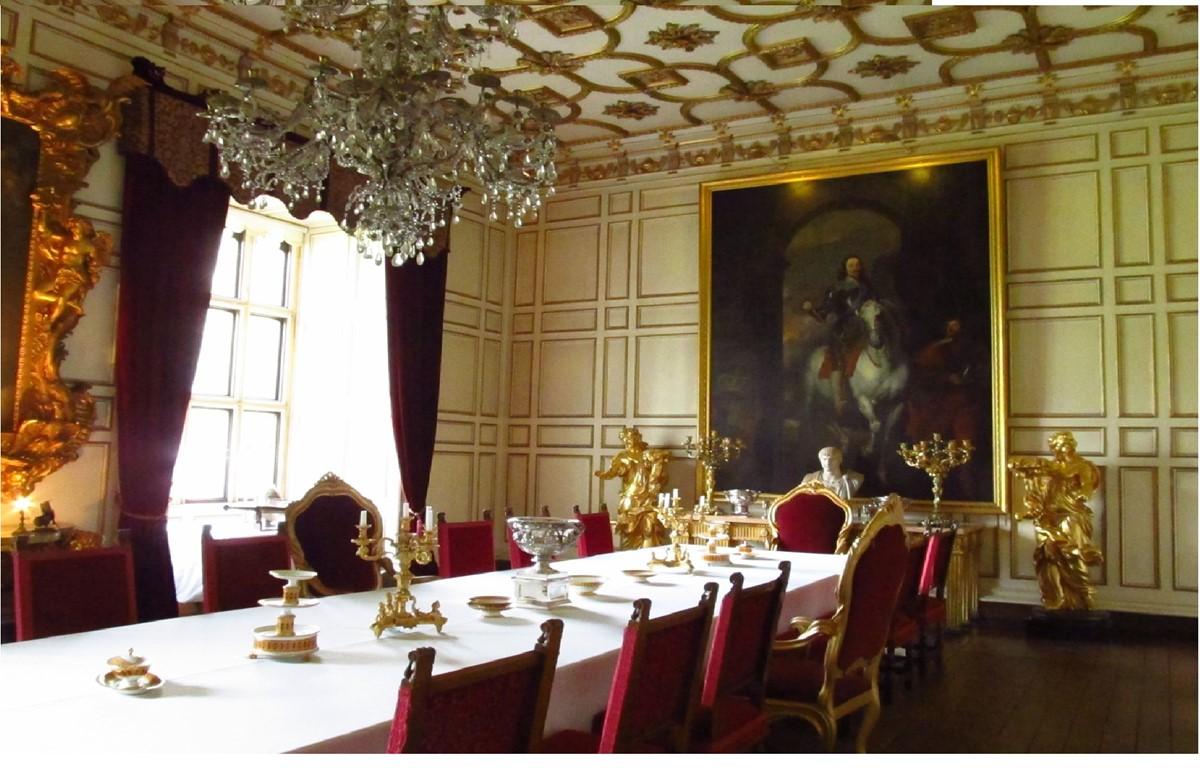 Function Room Warwick Castle