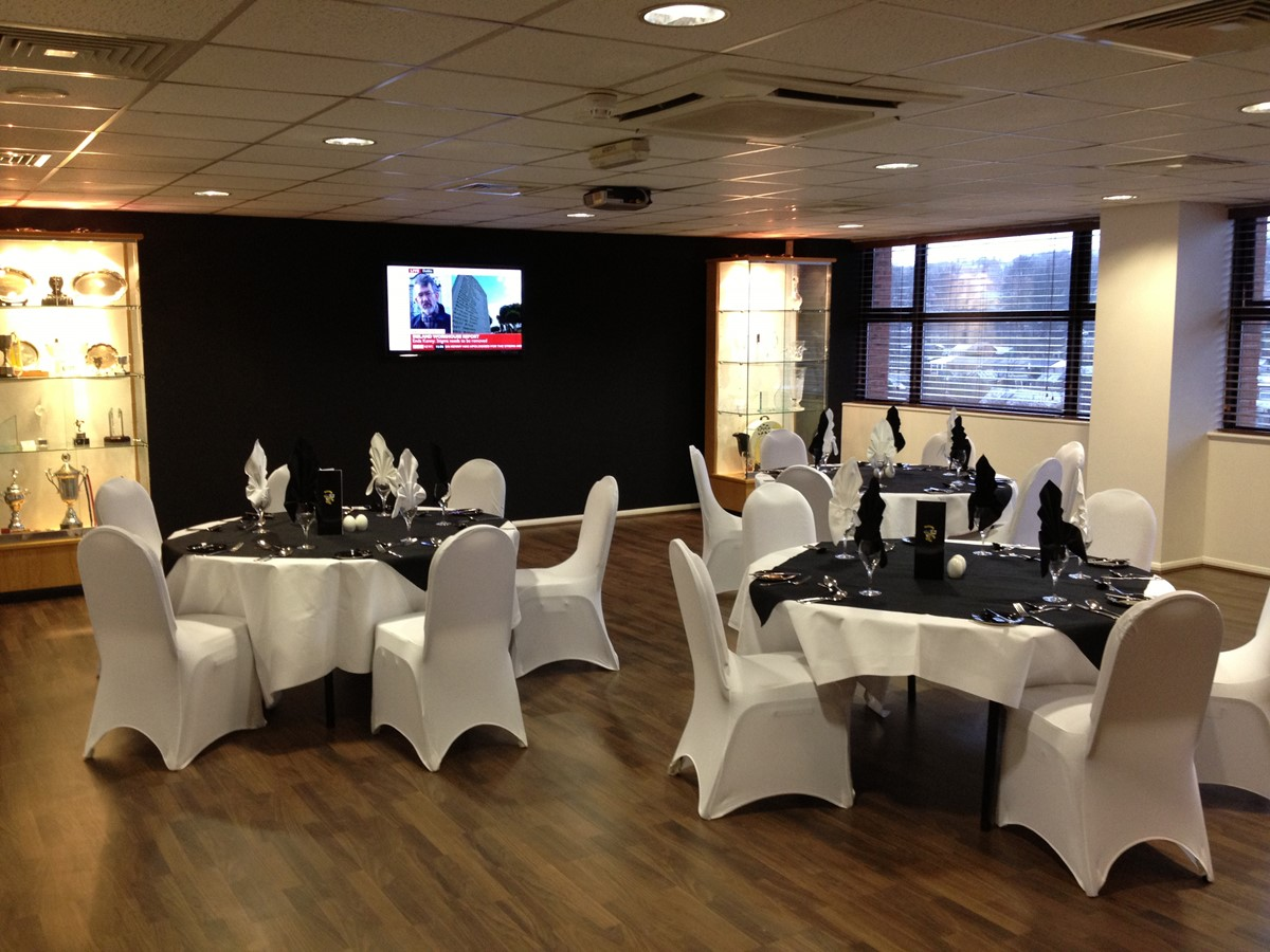 Port Vale Meeting Rooms