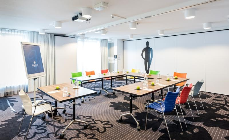Meeting Rooms at Westcord Fashion Hotel, WestCord Fashion Hotel Amsterdam, Hendrikje Stoffelsstraat, Amsterdam, Netherlands