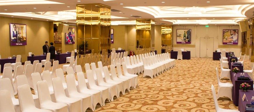Windsor Plaza Hotel meeting rooms