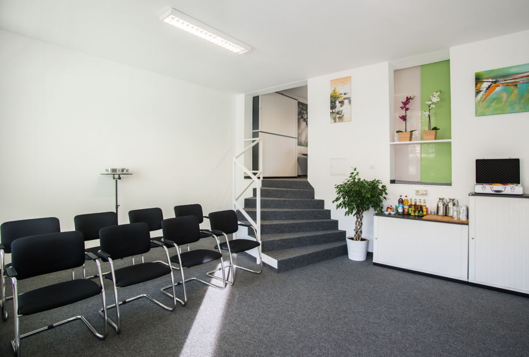 Meeting Rooms at Work and Chill Space, Richard-Strauss-Straße 25, 81677, Munich, Germany