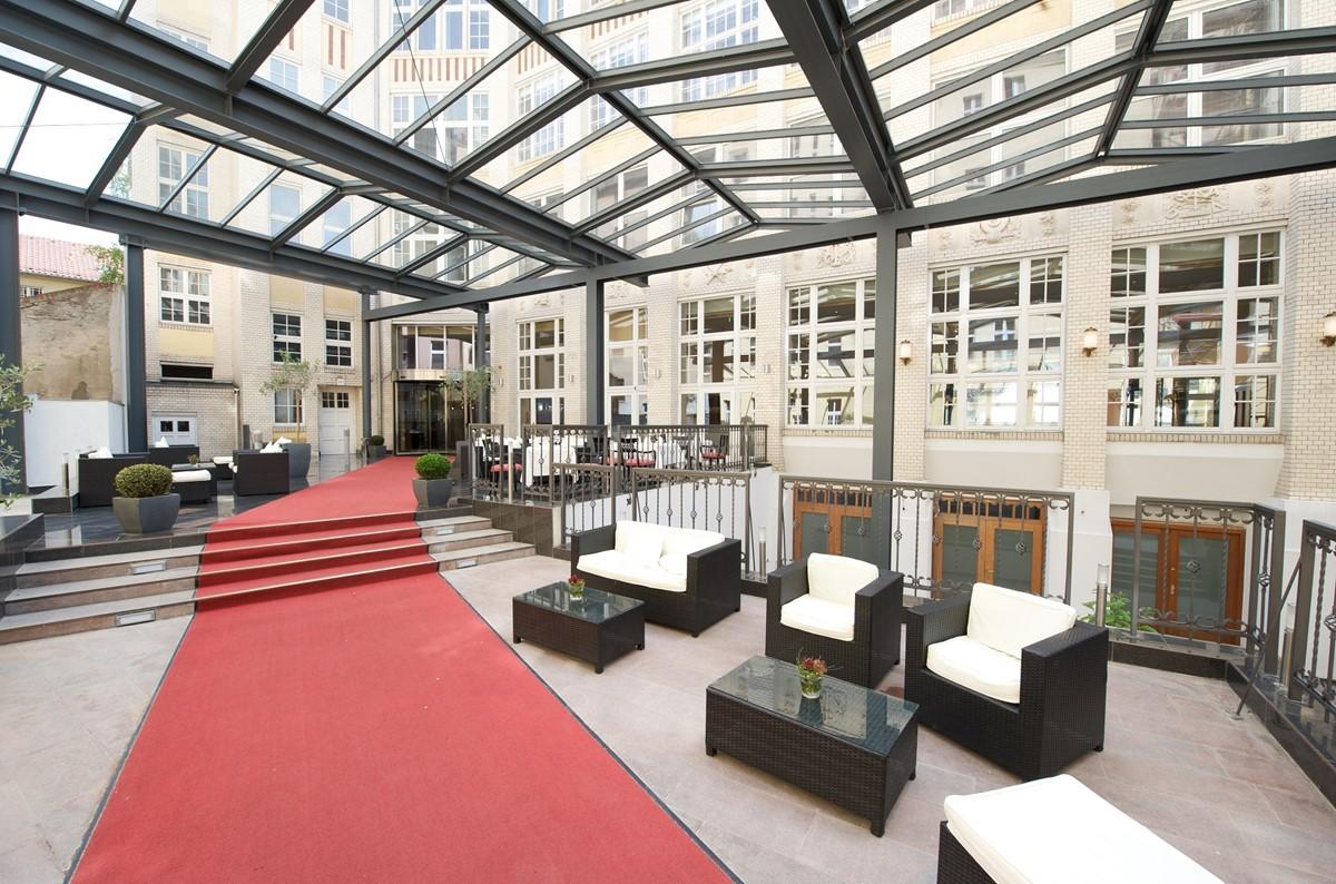Wyndham Garden Berlin Mitte meeting rooms