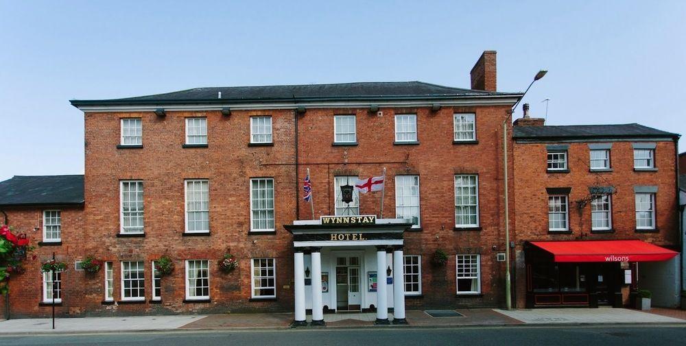 Wynnstay Hotel Oswestry Spa
