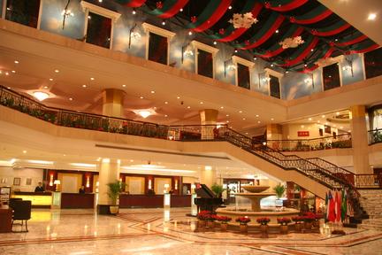 Prime Hotel Beijing meeting rooms