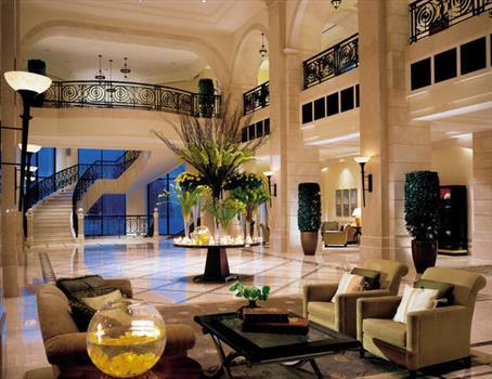 Four Seasons Hotel Amman meeting rooms