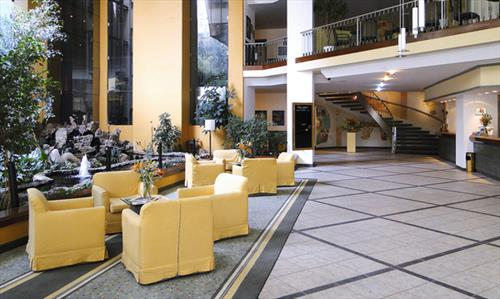 Europa Hotel meeting rooms