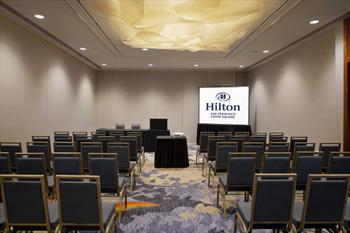Meeting Rooms At Hilton San Francisco Union Square 333 O