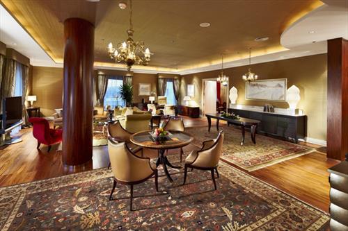 Kempinski Hotel River Park Bratislava meeting rooms
