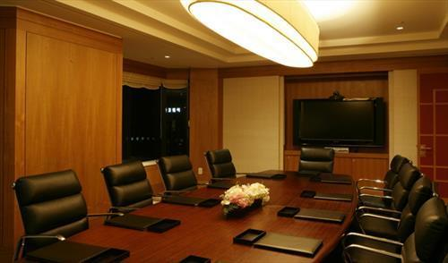 Lotte Hotel meeting rooms