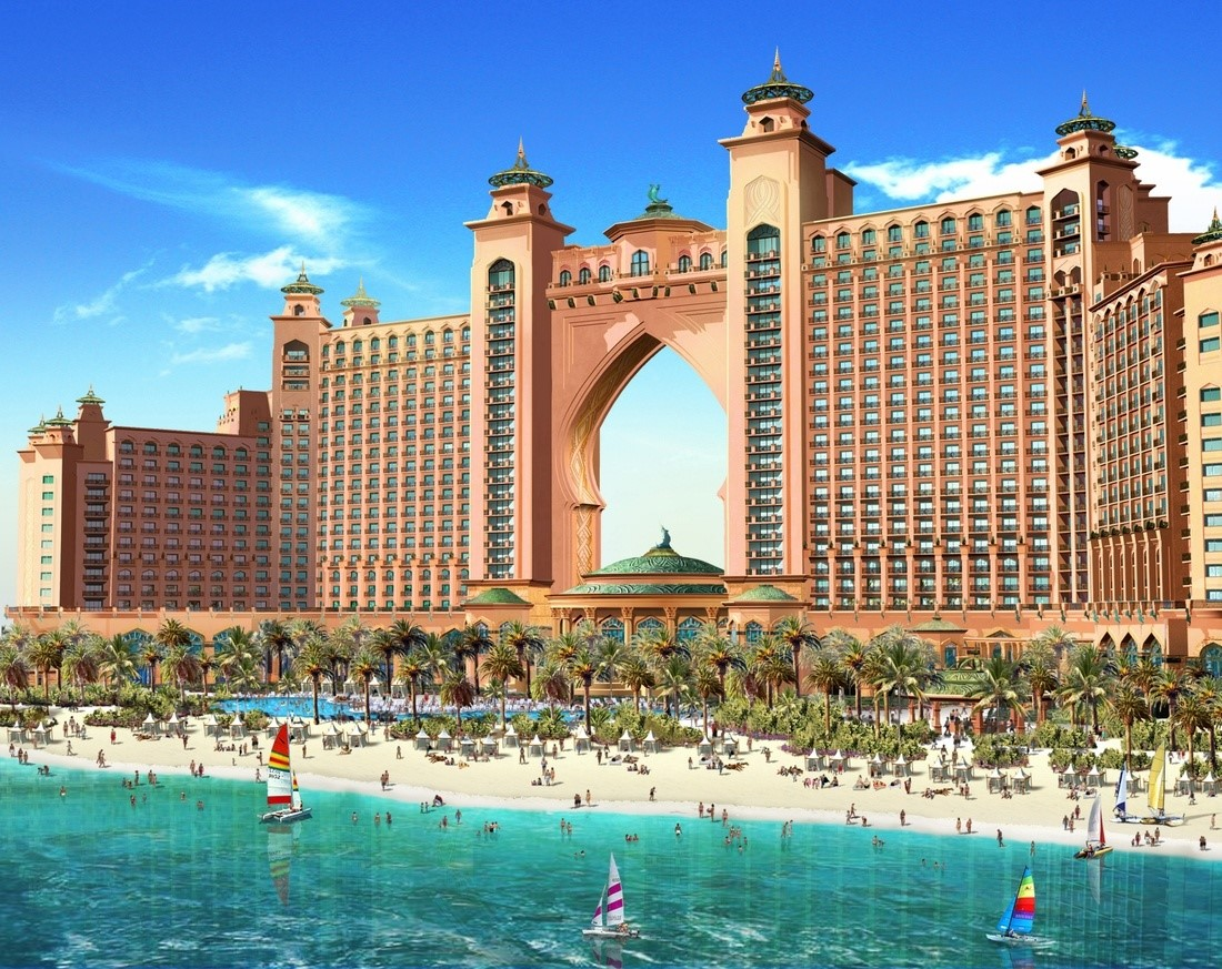 Atlantis The Palm meeting rooms