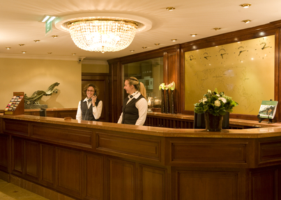Plaza Hotel meeting rooms
