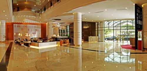 Parkroyal Saigon meeting rooms