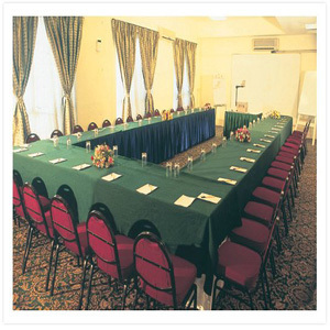 Beach Luxury Hotel meeting rooms