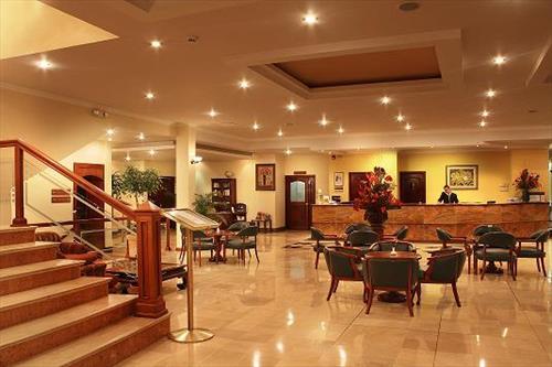 Hotel Oro Verde meeting rooms