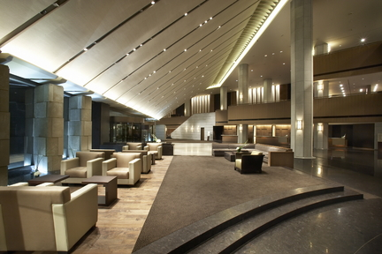 The Shilla Seoul meeting rooms