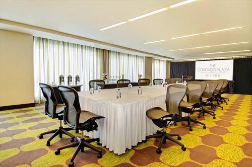 Conrad San Juan Condado Plaza meeting rooms