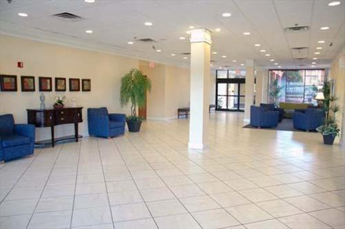 Quality Hotel Conference Center meeting rooms