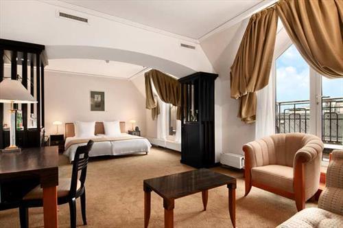 Hilton Vienna Plaza meeting rooms