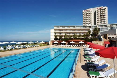 The Sharon Beach Resort Hotel meeting rooms