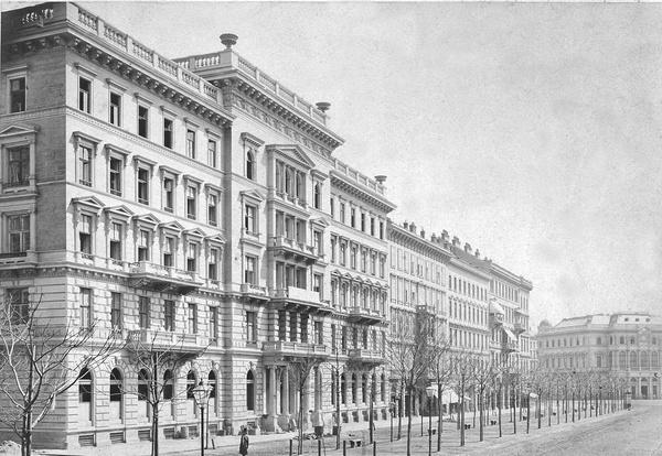 Grand Hotel Wien meeting rooms