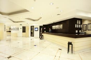 Richmond Istanbul Hotel meeting rooms