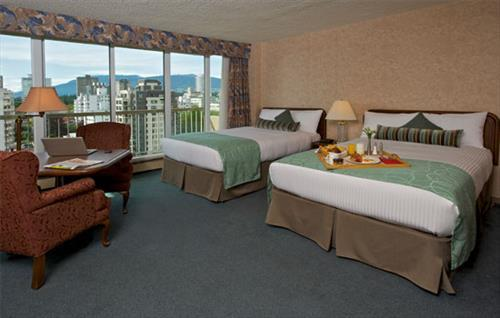 Coast Plaza Hotel & Suites meeting rooms