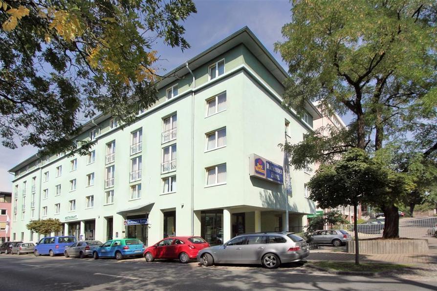 Best Western Macrander Hotel