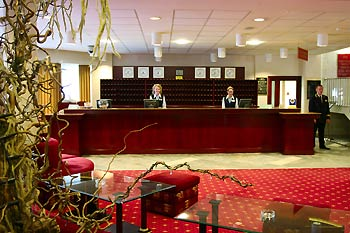 Hotel Tyumen meeting rooms