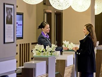 Novotel Yekaterinburg Centre meeting rooms