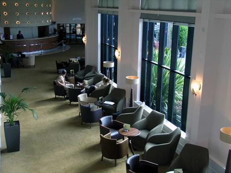 Hilton London Stansted Airport meeting rooms