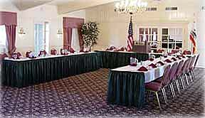 Mission Valley Resort Hotel meeting rooms