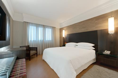 Four Points by Sheraton Curitiba meeting rooms
