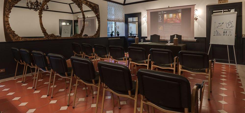 Clodio Hotel meeting rooms