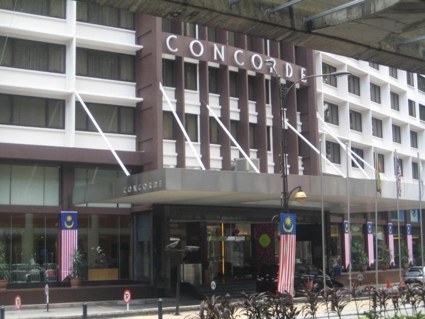 Concorde Hotel Kuala Lumpur function rooms