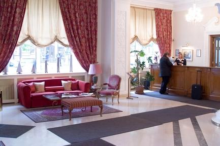 Grand Hotel Ukrainia meeting rooms