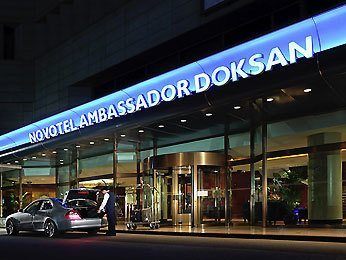Grand Amabassador Seoul associated by Pullman meeting rooms
