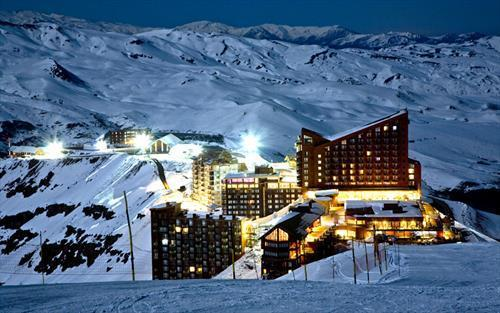Valle Nevado Hotel meeting rooms