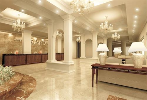 Grand Hotel meeting rooms