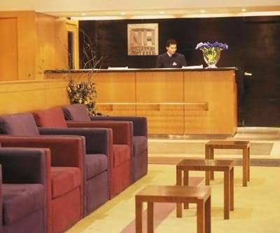 NH Ciudad De Santiago meeting rooms