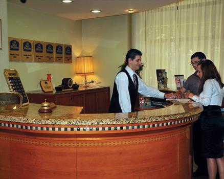 Best Western Hotel Turist meeting rooms