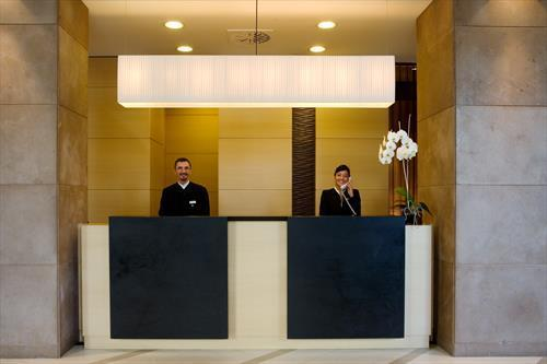 NH Milano Touring meeting rooms