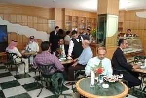 Golden Tulip Al Hamra meeting rooms