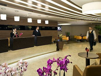 Hotel Mercure Budapest City Center meeting rooms